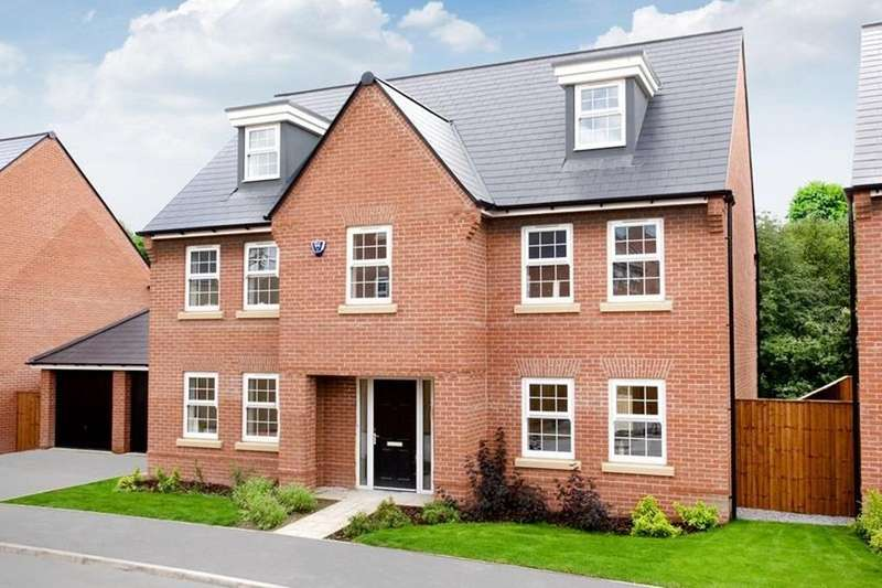 5 Bedrooms House for sale in Lichfield, The Skylarks, Rempstone Road, East Leake, LOUGHBOROUGH, LE12 6PW