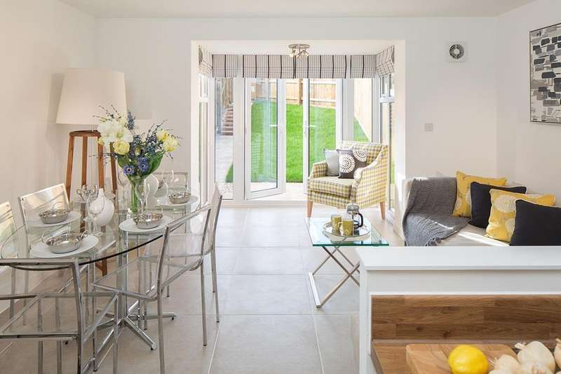3 Bedrooms House for sale in Cannington, The Skylarks, Rempstone Road, East Leake, LOUGHBOROUGH, LE12 6PW