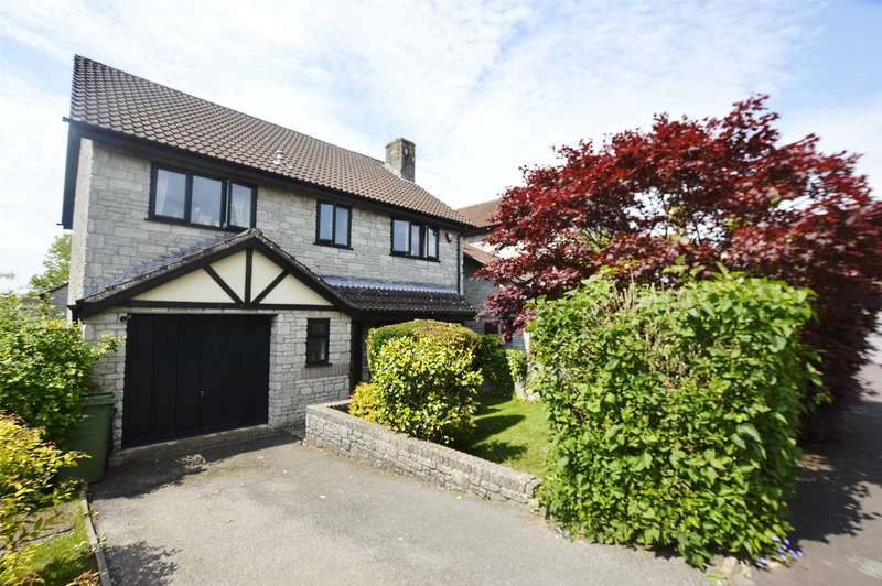 4 Bedrooms Detached House for sale in Greyfield Road, High Littleton, Bristol, BS39