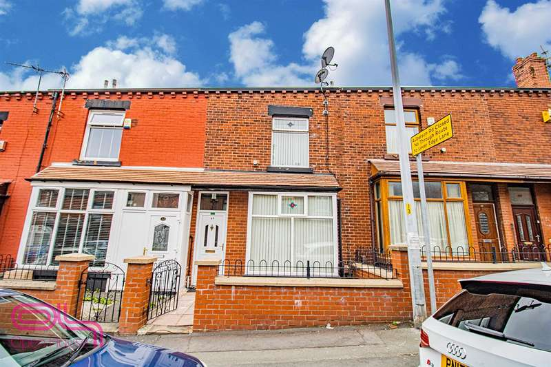 3 Bedrooms Terraced House for sale in Higher Swan Lane, Bolton