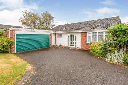 3 Bedrooms Bungalow for sale in Cookson Place, Loughborough, Leicestershire, .