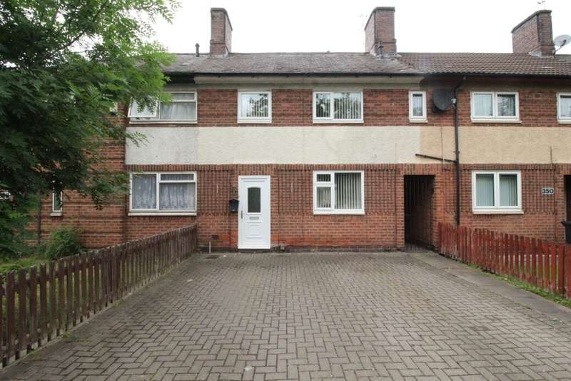 3 Bedrooms Terraced House for sale in Victoria Road East, Leicester, LE5