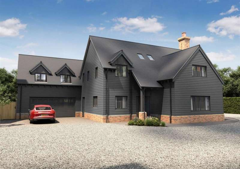4 Bedrooms Detached House for sale in Ashby Road, Long Whatton, LE12 5BX