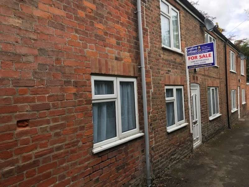 2 Bedrooms Terraced House for sale in 5 Cinder Ash Lane, London Road, Long Sutton, Spalding, Lincolnshire