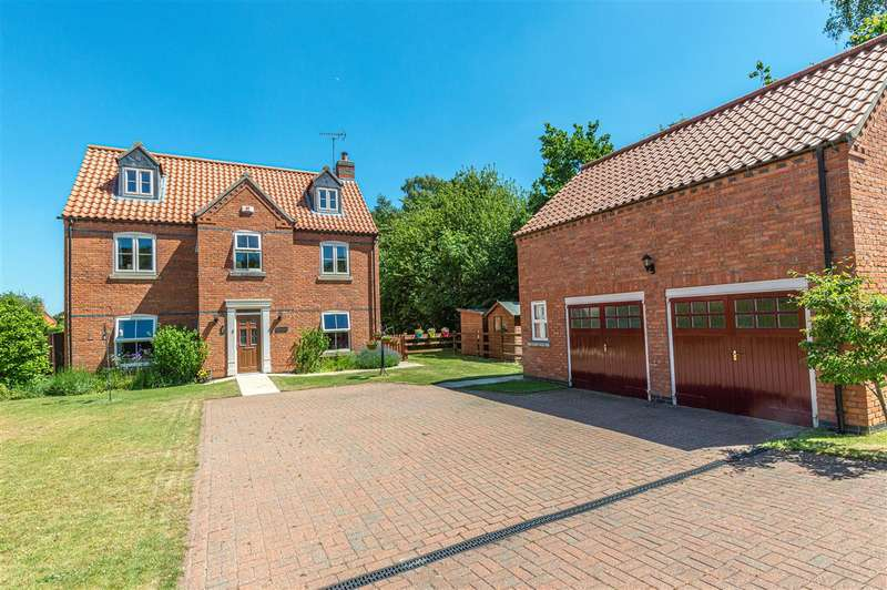 6 Bedrooms Detached House for sale in Greenfinch Drive, Ruskington