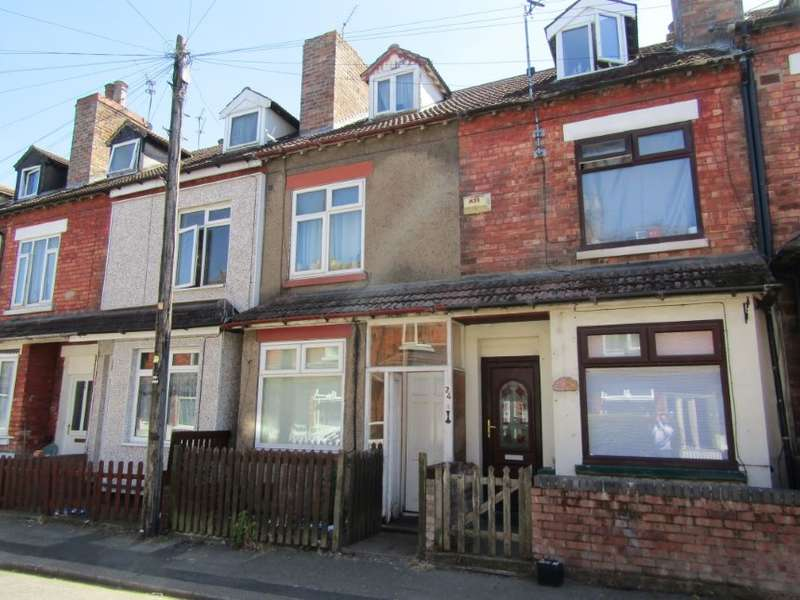 4 Bedrooms Property for sale in 24 Trent Street, Gainsborough, Lincolnshire