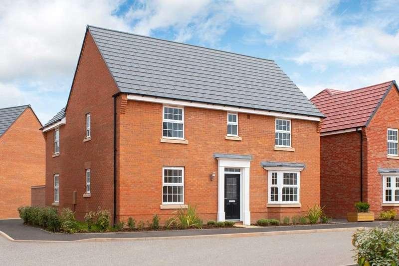 4 Bedrooms House for sale in Layton, David Wilson Homes at Kibworth, Fleckney Road, Kibworth, LEICESTER, LE8 0HG