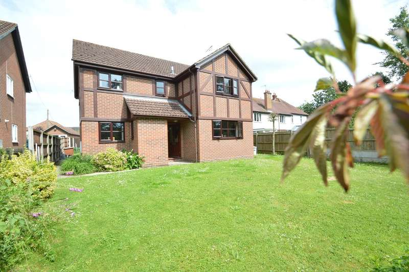 4 Bedrooms Detached House for sale in Swan Street, Sible Hedingham