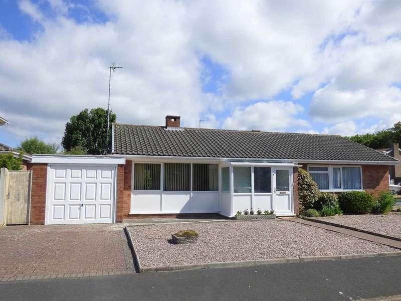 3 Bedrooms Detached Bungalow for sale in Bexley Place, West Park, Lytham