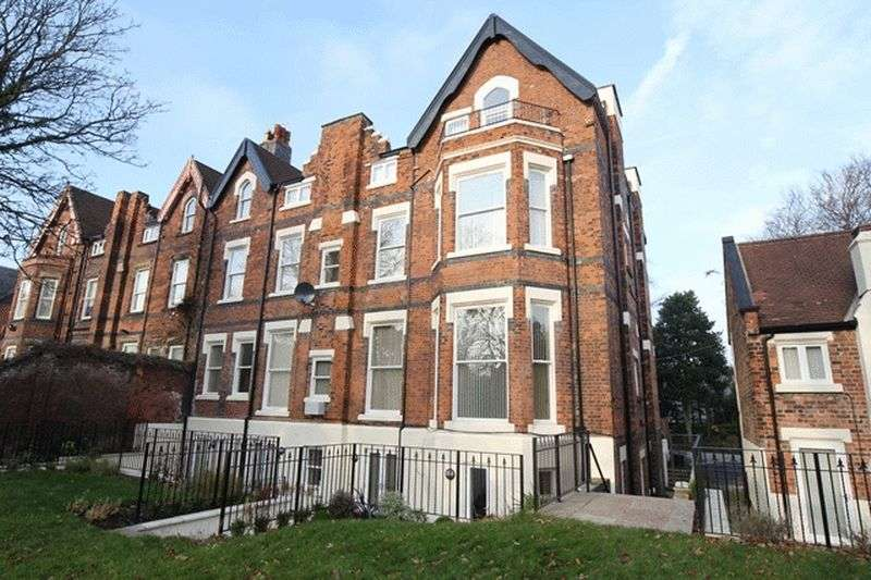 2 Bedrooms Property for sale in Park Avenue, Mossley Hill, Liverpool, L18
