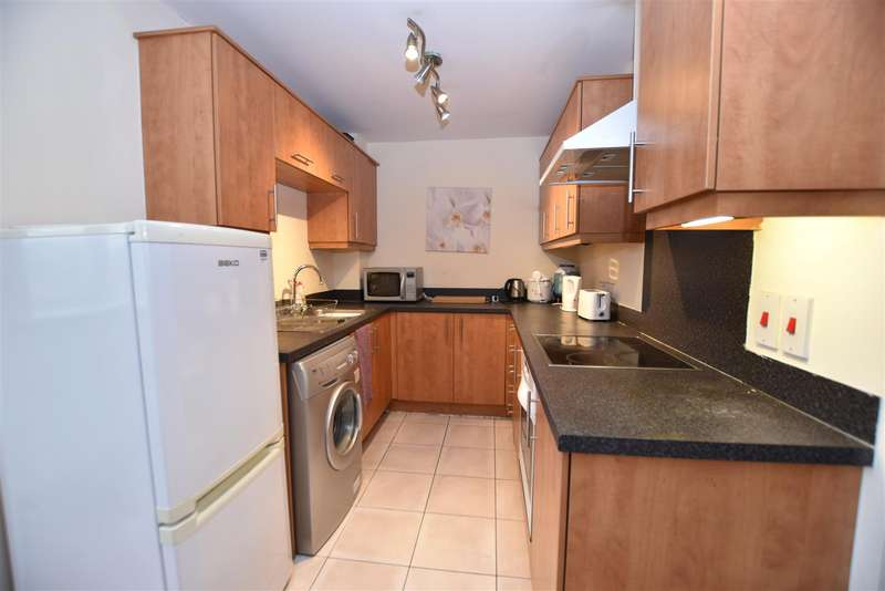 2 Bedrooms Apartment Flat for sale in Goods Yard Close, Loughborough