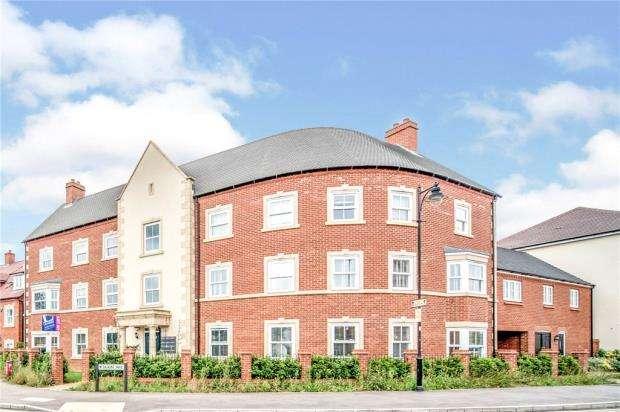 2 Bedrooms Apartment Flat for sale in Kingswood Way, Great Denham, Bedford