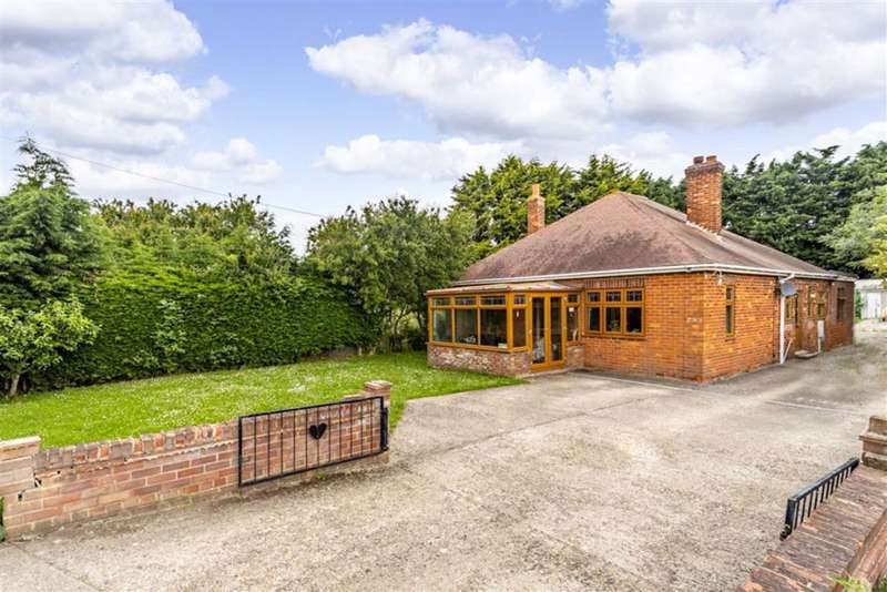 5 Bedrooms Detached Bungalow for sale in Station Road, Old Leake Commonside, Boston