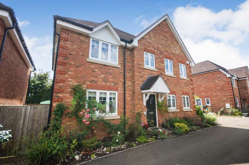4 Bedrooms Detached House for sale in Richman Close, Earley, Reading, RG6