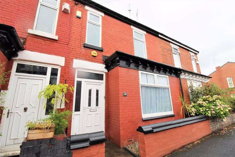 2 Bedrooms Terraced House for sale in St. Marks Street, Levenshulme, Manchester