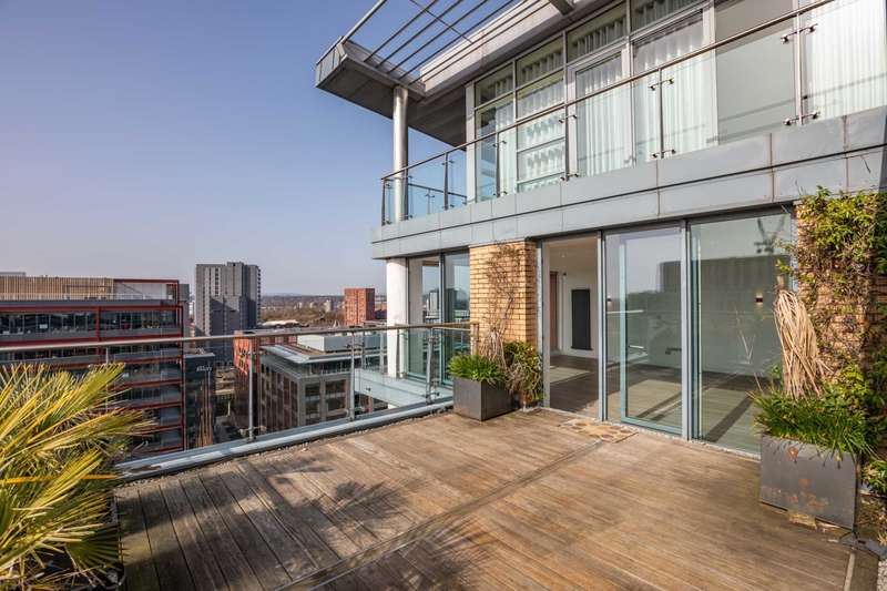 4 Bedrooms Apartment Flat for sale in Leftbank, Spinningfields, Manchester