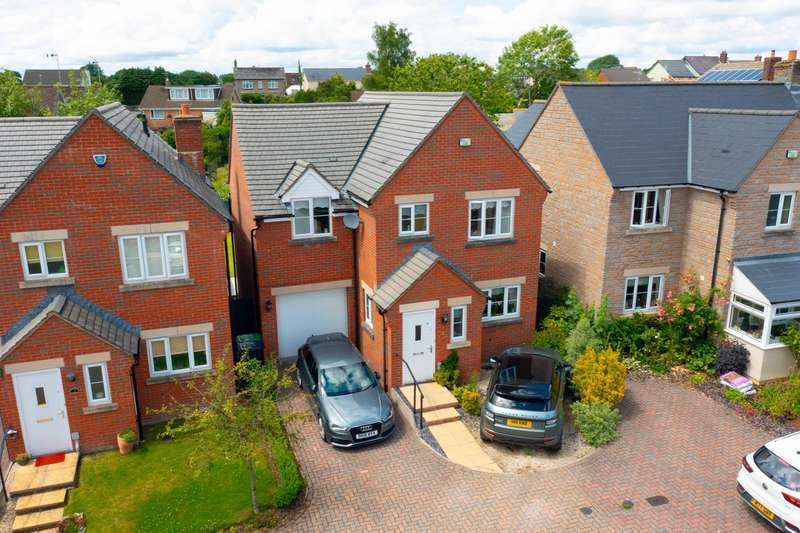 3 Bedrooms Detached House for sale in Bloxsome Close, Coleford