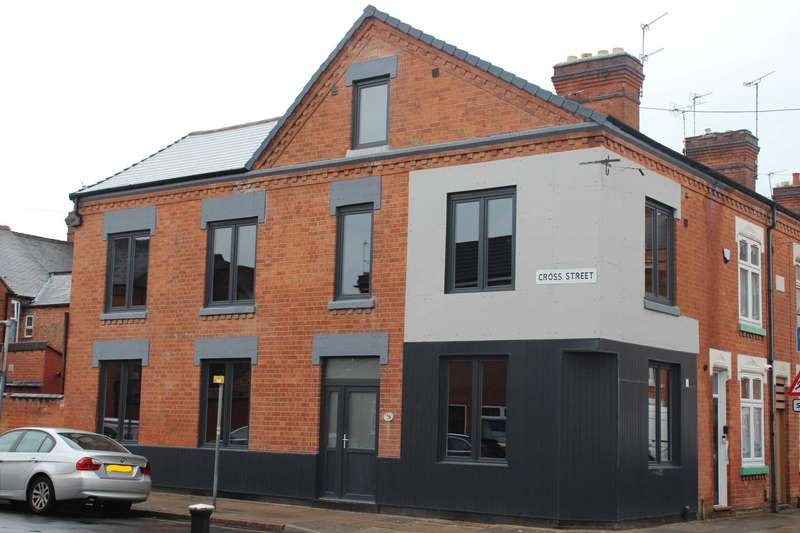 4 Bedrooms Mixed Use Commercial for sale in Cross Street, LE4