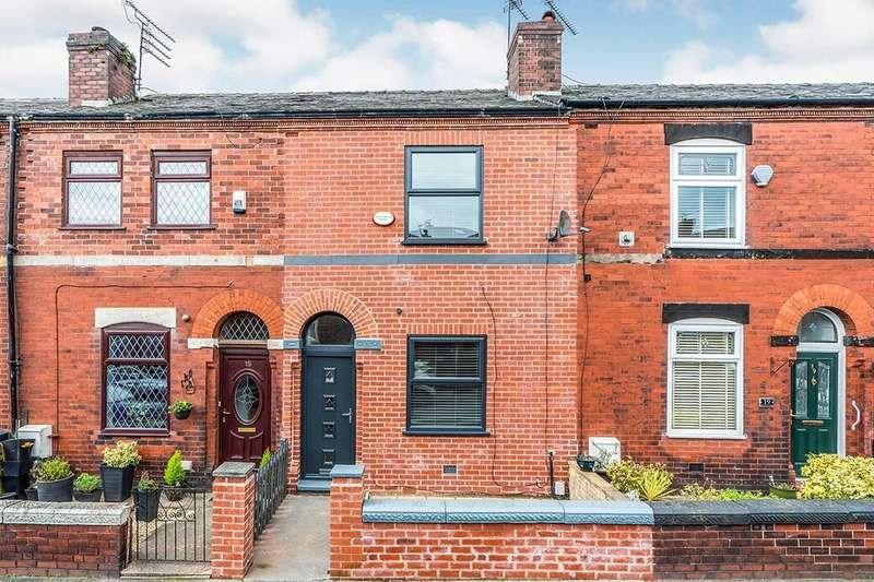 2 Bedrooms Terraced House for rent in Raymond Street, Pendlebury,Swinton, Manchester, M27
