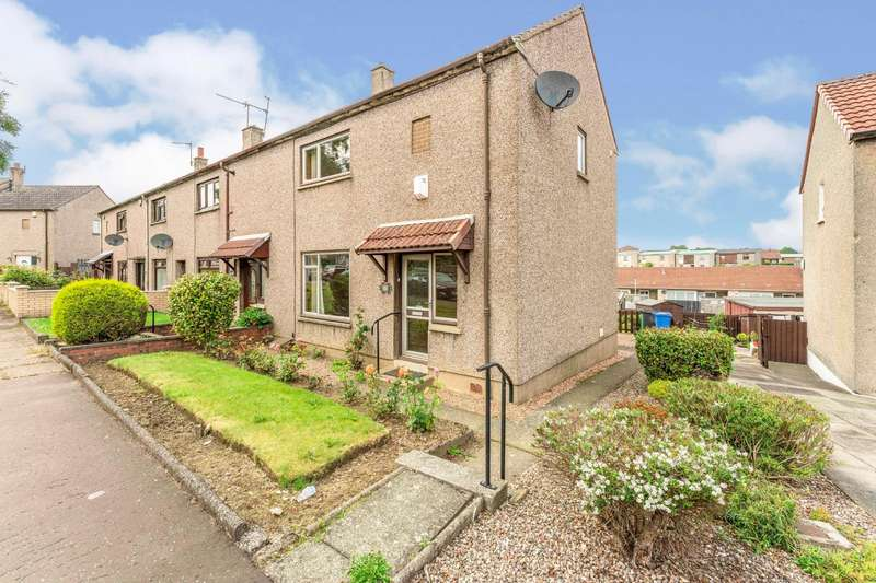 2 Bedrooms End Of Terrace House for sale in Birnam Road, Kirkcaldy, Fife, KY2