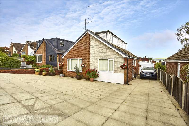 3 Bedrooms Detached House for sale in Severn Drive, Milnrow, Rochdale, Greater Manchester, OL16