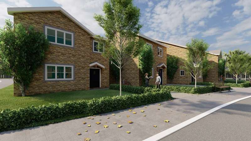 5 Bedrooms Detached House for sale in Marsh Lane, Cockerham