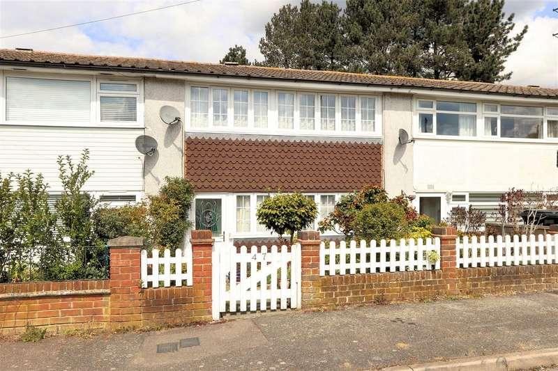 3 Bedrooms Terraced House for sale in Parklands, Coopersale