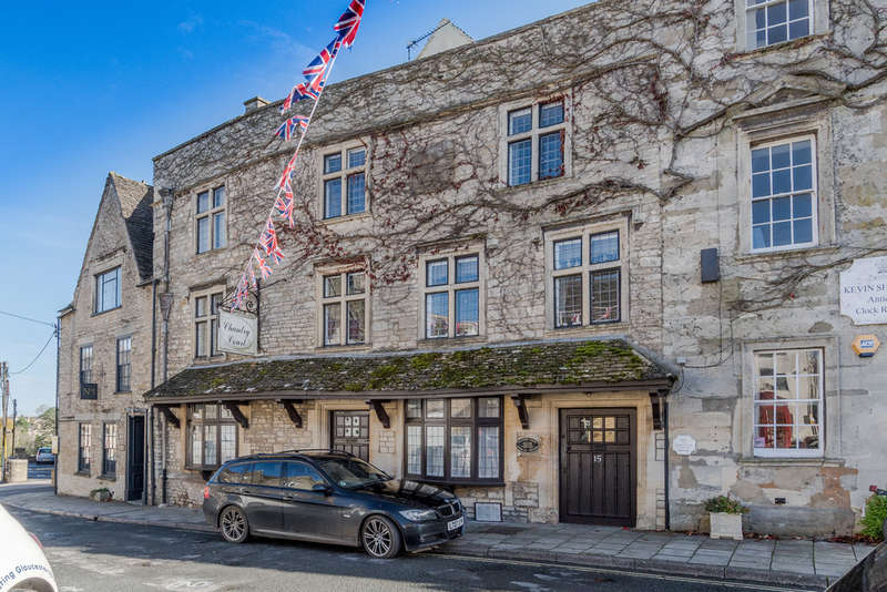 2 Bedrooms Flat for sale in Tetbury, Gloucestershire