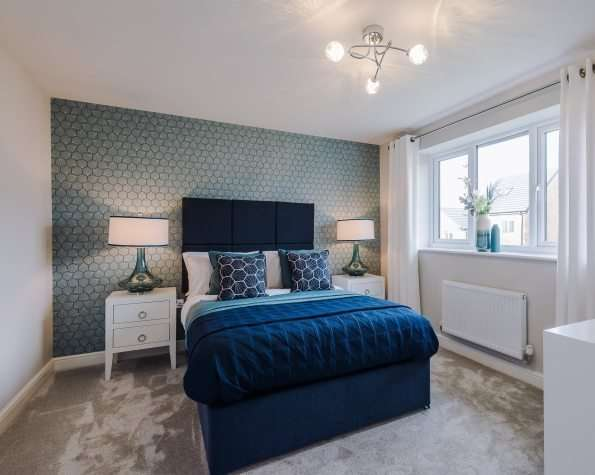 4 Bedrooms Detached House for sale in Plot 226, Garth, Valour Park, Burnley, BB12
