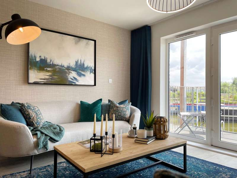 2 Bedrooms Apartment Flat for sale in The Wye - The WaterfrontHobbs Way