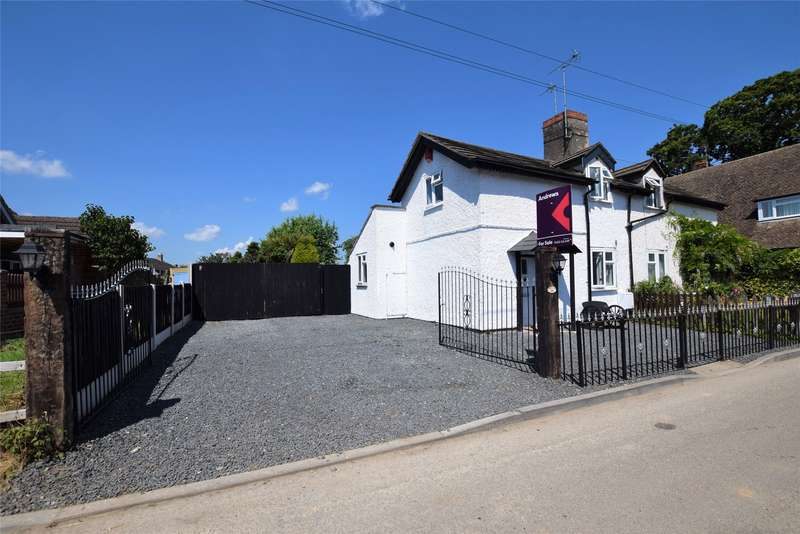 2 Bedrooms Semi Detached House for sale in Rea Lane, Hempsted, Gloucester, GL2