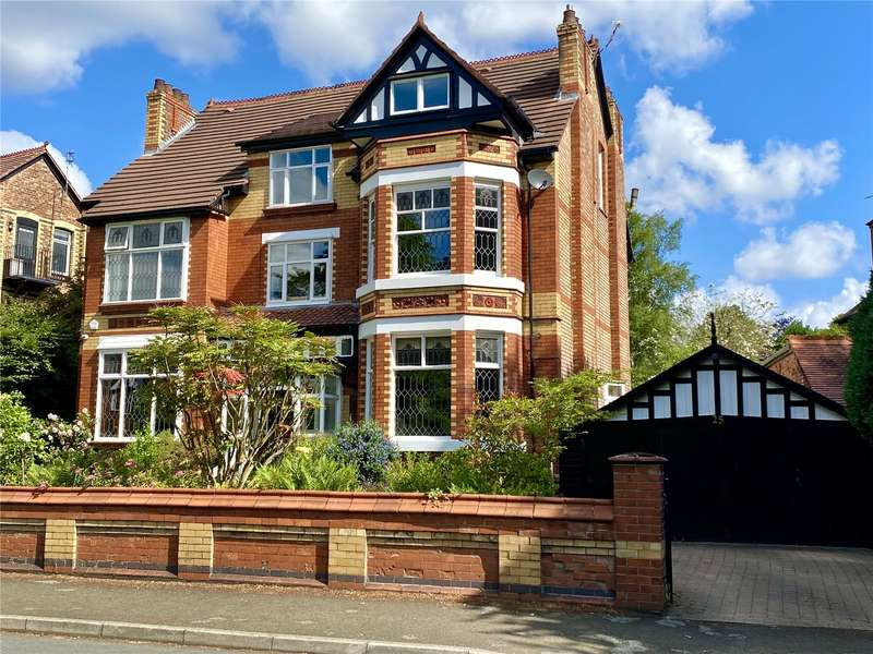 10 Bedrooms Detached House for sale in Parkfield Road South, Didsbury, Manchester, M20