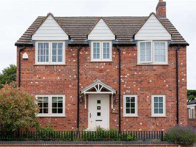4 Bedrooms Detached House for sale in Main Street, Ullesthorpe, Lutterworth