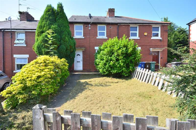 3 Bedrooms Terraced House for sale in Polefield Grange, Prestwich, Manchester