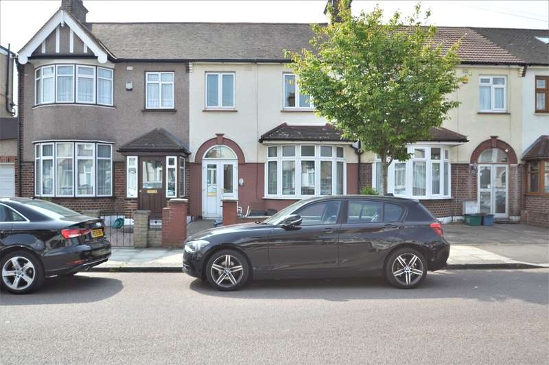 3 Bedrooms Terraced House for sale in Eton Road, Ilford