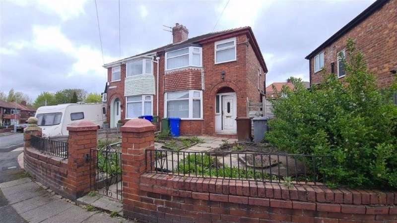 3 Bedrooms Semi Detached House for sale in Peakdale Road, Droylsden, Droylsden