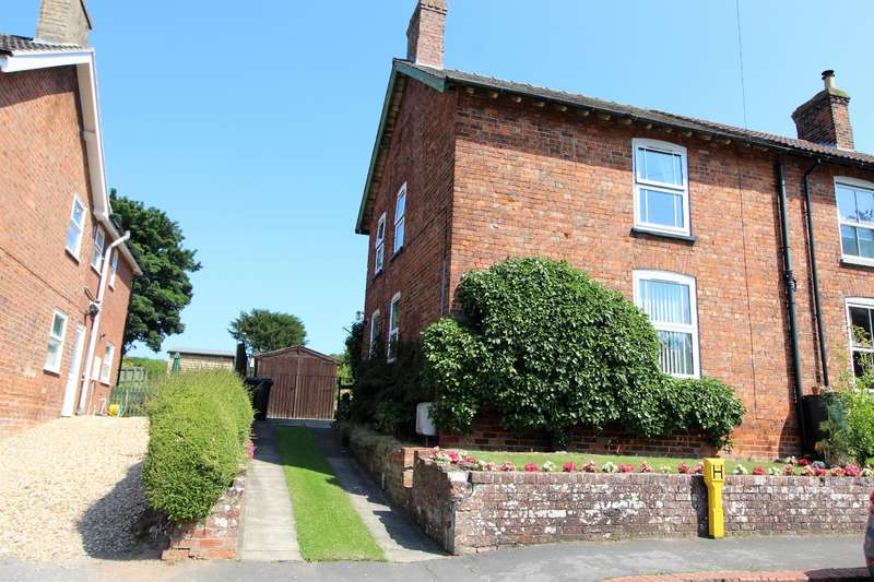 3 Bedrooms Semi Detached House for sale in Skendleby, Spilsby, PE23 4QE