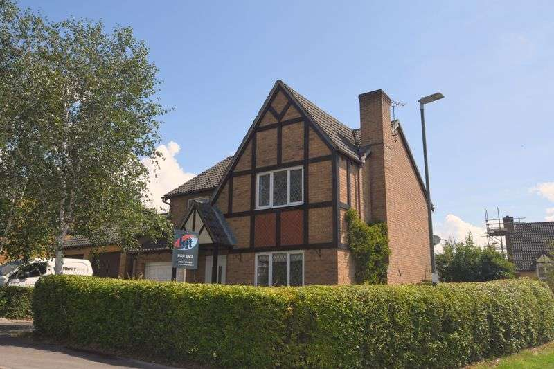 4 Bedrooms Property for sale in Sabrina Way, Lydney