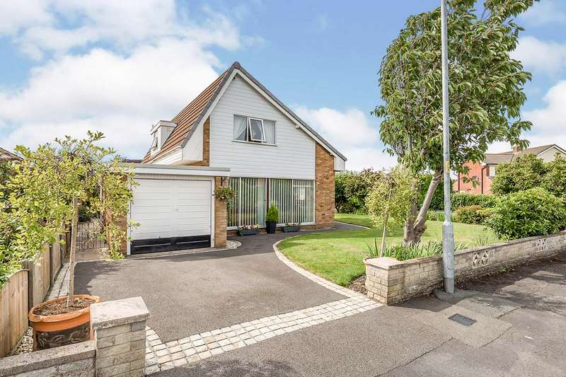 4 Bedrooms Detached House for sale in The Fields, Eccleston, Chorley, Lancashire, PR7