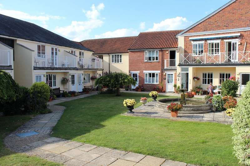 1 Bedroom Property for sale in Quay Courtyard, Manningtree CO11