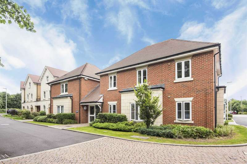 2 Bedrooms Apartment Flat for sale in Reservoir Crescent, Reading, RG1