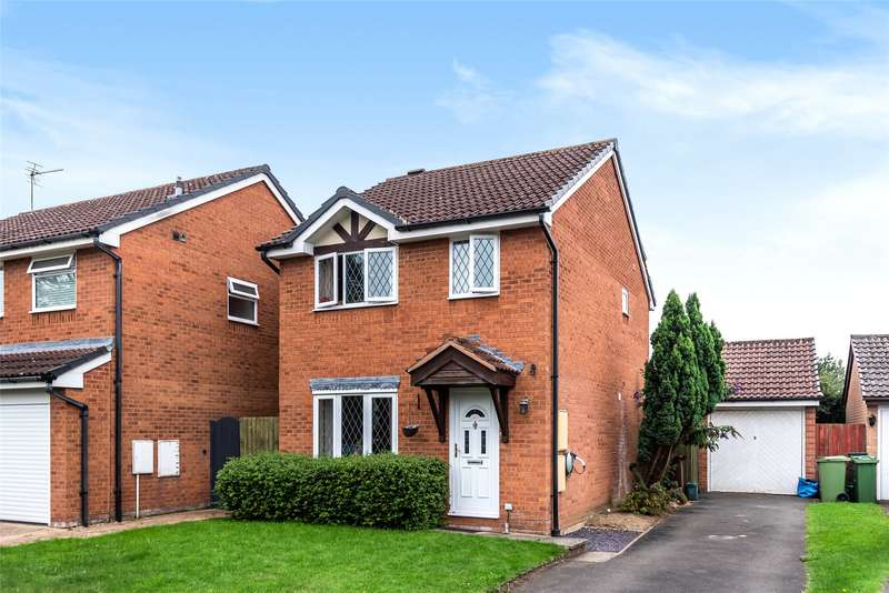 3 Bedrooms Detached House for sale in Manor Park, Up Hatherley, Cheltenham, GL51