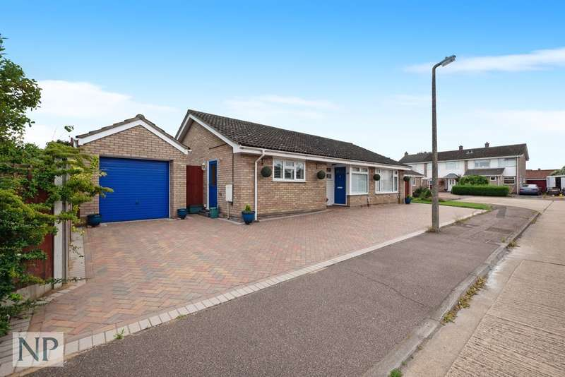 3 Bedrooms Detached Bungalow for sale in Albertine Close, Stanway, Colchester
