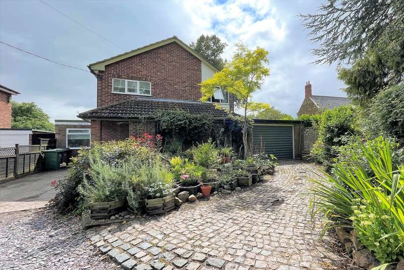 3 Bedrooms Detached House for sale in Gas Walk, Harby