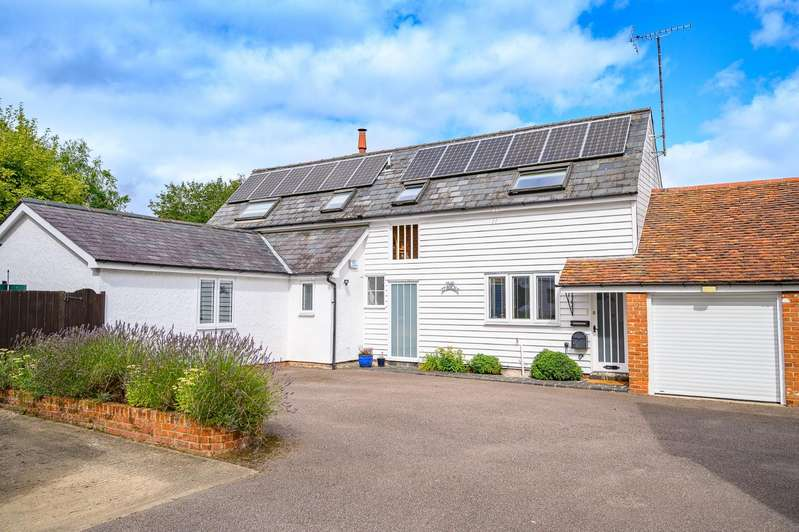 4 Bedrooms Link Detached House for sale in Bridge Street, Great Bardfield, Braintree