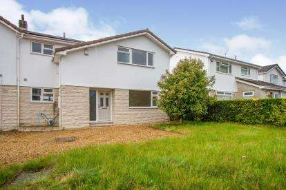 4 Bedrooms Semi Detached House for sale in Woodland Way, Failand, Bristol