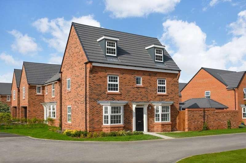 4 Bedrooms House for sale in Hertford, Lightfoot Meadows, Lightfoot Lane, Preston, PRESTON, PR4 0AH