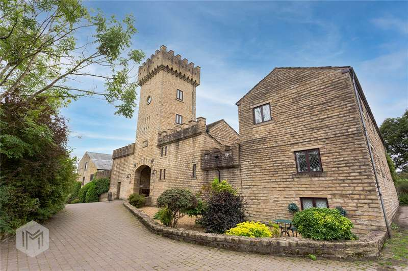 4 Bedrooms House for sale in Tower Court, Shepherd Street, Greenmount, Bury, BL8