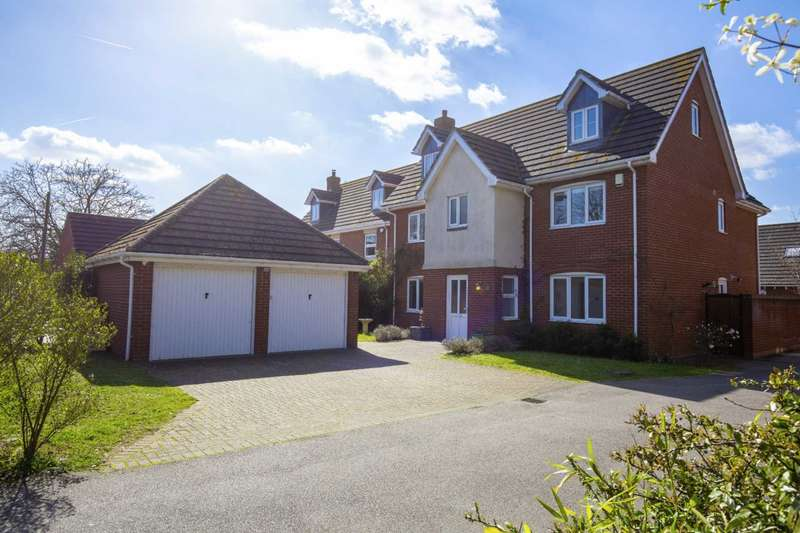 5 Bedrooms Detached House for sale in Langford Meads, Heybridge