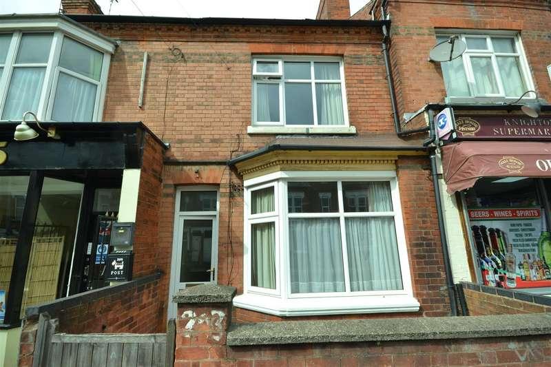 3 Bedrooms Terraced House for sale in Clarendon Park Road, Clarendon Park